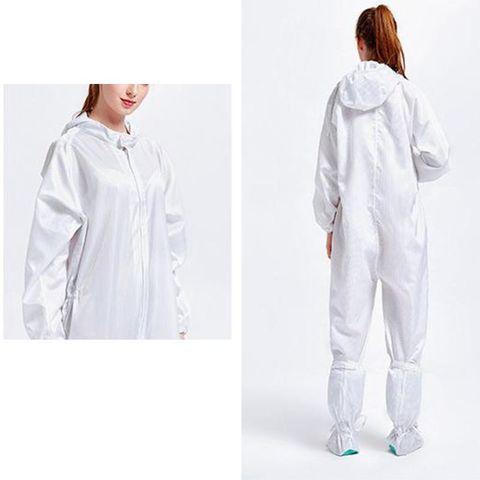 macacoes antiestaticos roupas limpas capa lavavel sala de limpeza roupas de trabalho de pintura a