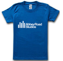 Men summer 2015 new brand famous musi abbey road studios print man t-shirt t shirt casual top tee short sleeve(China)