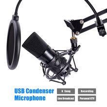 Конденсаторный микрофон lefon Студийный для трансляций и записи