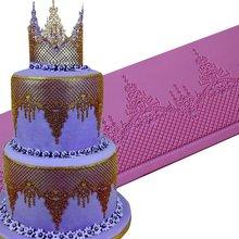 Mould Plunger-Tools Edge-Mold Flower-Cutter Cake-Sugar Crown Baking-Decoration Fondant