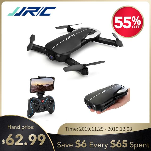 JJRC Grus H71 GPS 5G WIFI 1080P Camera Auto-Follow Optical Flow Positioning Foldable RC Drone Quadcopter RTF VS JJRC H37 DHD D5