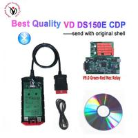 Beste V 9 0 Grün Bord VD TCS CDP PRO Plus Bluetooth 2016R0 keygen VD DS150E CDP für delphis für autos lkw Diagnose-tool