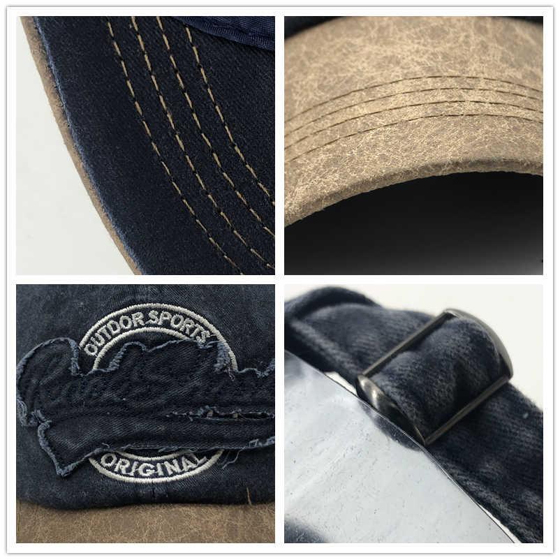 Yeni beyzbol kapaklar erkekler için kap Streetwear stil kadın şapka Snapback nakış rahat kap Casquette baba şapka Hip Hop şapka