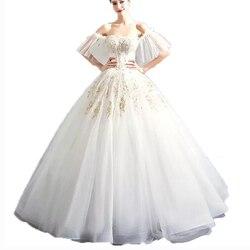 Последняя мода Свадебные платья Иллюзия лиф Многоуровневое платье кружевные платья Bateau длина до пола с длинным рукавом на шнуровке свадебн...