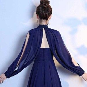 Image 2 - 9 Colors Lace Bridal Stoles Wraps Summer Women Bolero Wedding Coat Shawl Elegant Evening Jacket Cape Mariage