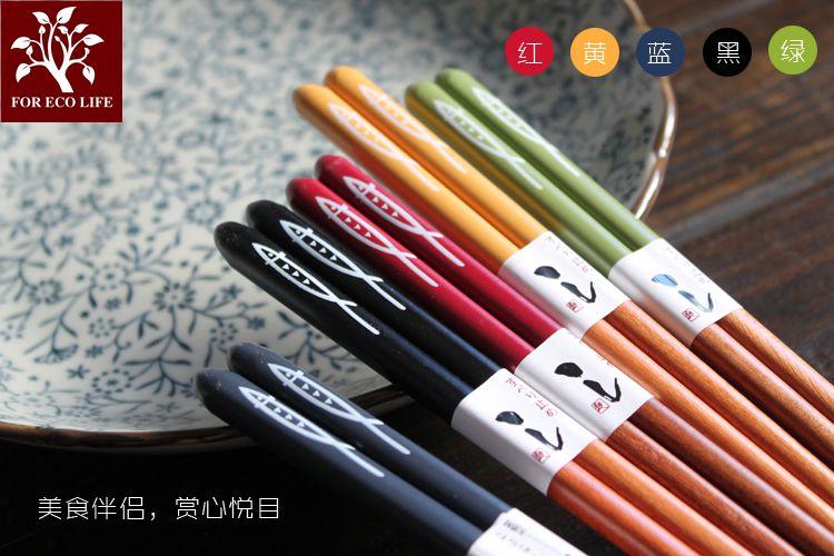 Японские деревянные палочки для еды saury домашние высококачественные