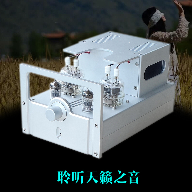 WEILIANG AUDIO FU32 трубка, ламповый усилитель мощности 2