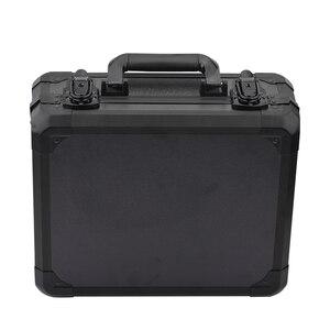 Image 2 - Aluminum Box Portable Storage Bag Waterproof Suitcase EVA Drone Quadcopter Accessories Spare Parts for DJI Mavic 2 Pro Zoom Case