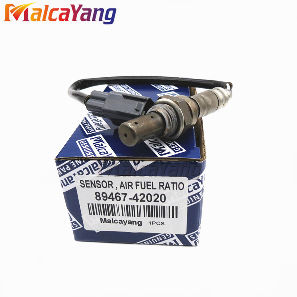 Oxygen Sensor 89467-42020 8946742020 Front Right Air Fuel Ratio O2 Sensor Car Styling Part Fit For Toyota RAV4 2001-2003