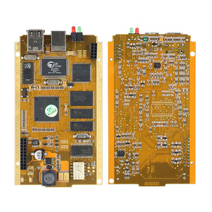 Image 3 - Per Renault Can Clip V202 cipresso a Chip completo AN2131QC AN2135SC Dialogys + estrattore Pin + Reprog OBD Scanner interfaccia diagnostica auto