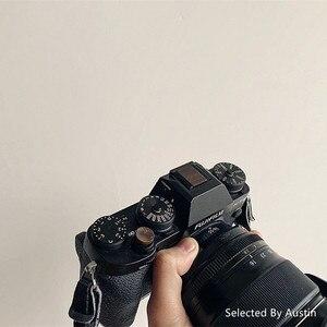 Image 2 - Wooden Wood Soft Shutter Release Button For Fuji Fujifilm XT30 X T30