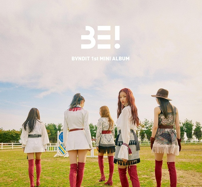 [MYKPOP]~100% OFFICIAL ORIGINAL~   BVNDIT - 1ST MINI ALBUM [BE!] , KPOP Fans Collection - SA19112904