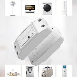 Image 3 - BlitzWolf BW SS4 בסיסי 2200W 10A 1/2 דרך WIFI DIY בית חכם מתג מודול מרחוק בקר שקע לעבוד עם Google עוזר