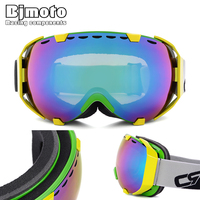 Universal Sking snowboard Goggle motorcycle for snowmobile windproof biker enduro goggles eye protection Ski Mask snow sports Motorcycle Glasses Automobiles & Motorcycles -