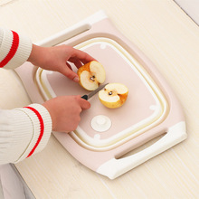 Multi-Function Folding Chopping Board Foldable Chopping Board Kitchen Travel Portable Basin Sink Chopping Board square chopping board