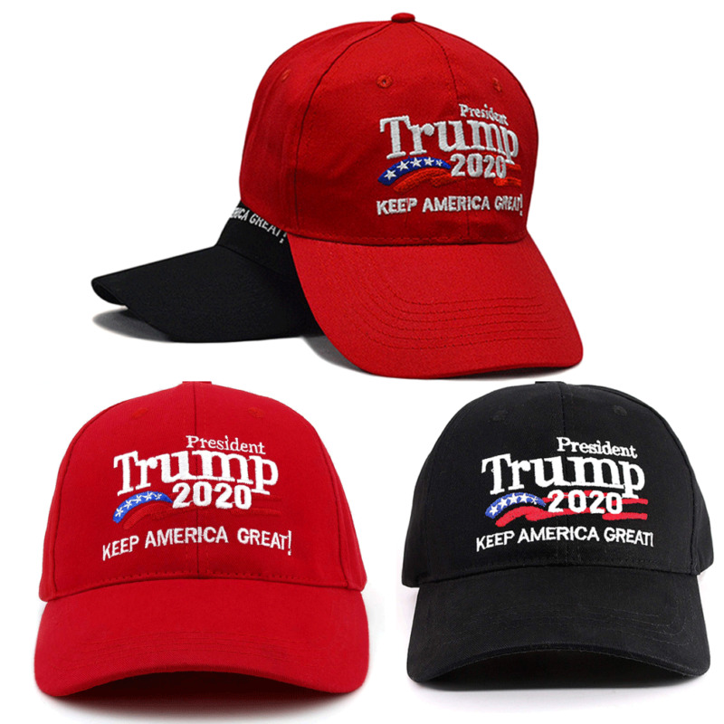 2020 Make America Great Again Hat Donald Trump Republican Adjustable Mesh BaseballCap