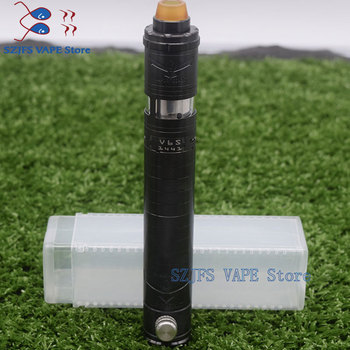 e-cigarette fit Vapor Giant mod v6S 23mm RTA 6ML capacity 316ss vs x AmbitionZ VapeR ARCLESS Buffalo Mechanical