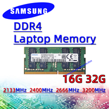 Samsung Ram Laptop Ddr4 16Gb 32Gb 2133Mhz 2400Mhz 2666Mhz 3200Mhz Geheugen PC4-2133P 2400T 2666V 3200AA