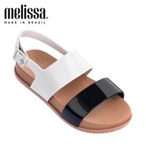 Melissa Cosmic Sandals III Sandalia Adulto/Женская обувь; Летняя мягкая прозрачная обувь; Женские сандалии; Модные женские босоножки; 2019