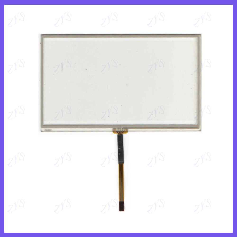 ZhiYuSun  Prology DNU-2650  This Is Compatible Four Wire Resistive Touch Screen   Mp4 For Car GPS Touch Screen