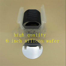 6 inch silicon wafer / Double-sided polishing /Single-sided polishing/ Intrinsic wafer / Prime grade / IC semiconductor grade