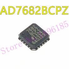 Новый и оригинальный AD7682BCPZ ad7682бит 7682 BCPZ LFCSP 16-битный, 4-канальный/8-канальный, 250 kSPS PulSAR ADC