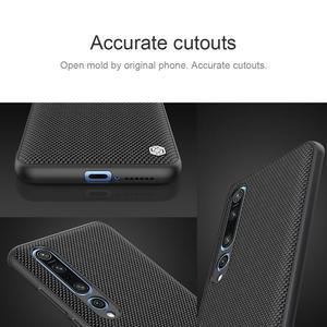 Image 5 - Nillkin Nylon PC Plastic Back Cover for Xiaomi Mi 10 Textured Case protector cover For Xiaomi Mi 10 pro