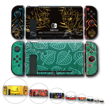 Nintendoswitch Console Animal Crossing Switch Case Nintendos Skin Nintend Switch Housing Shell Cover for Nintendo Switch Games 1