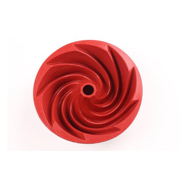 Spiral Shape Silicone Pan