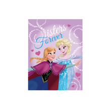 1PCS Cute Elsa Princess And Anna Princess Thermal Transfer Sticker Iron On Applique For T-shirt Decoration DIY Patch Printing(China)