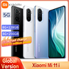Original Xiaomi Mi 11i 5G Smartphone 8GB RAM 128GB ROM Snapdragon 888 108MP Camera 120Hz AMOLED Display 108MP Camera