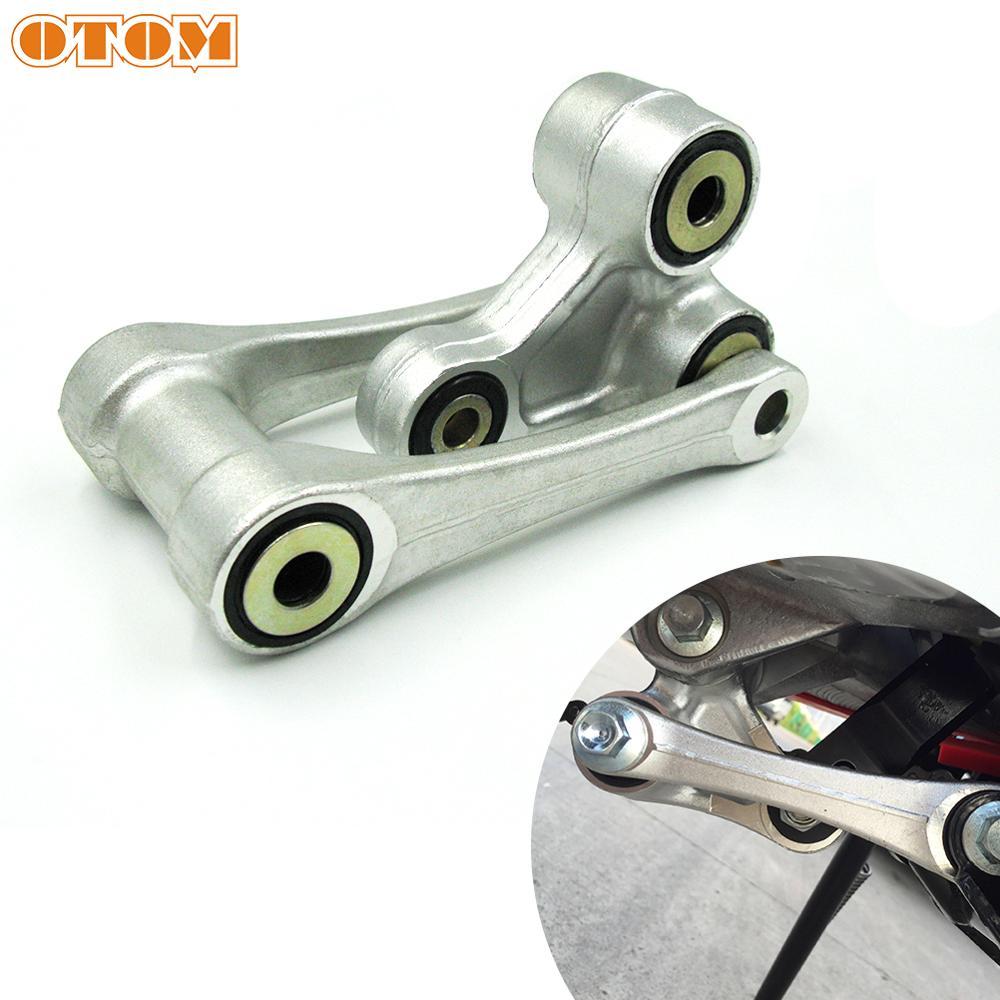 OTOM задний амортизатор для мотоцикла, Swingarm, треугольный рычаг, сцепная рукоятка, нижний качающийся рычаг для мотоцикла HONDA CR125R 250R CRF 450