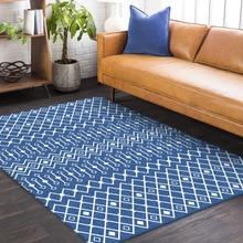 Nordic style Diamond geometry pattern living room carpet bedroom plush rug bathroom non-slip floor mat custom made door