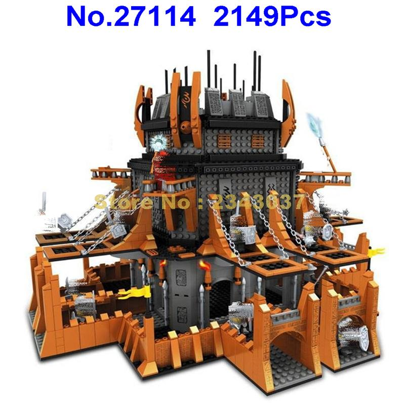 Oyuncaklar ve Hobi Ürünleri'ten Bloklar'de Ausini 27114 2149 adet sihirli antik kale sekizgen kule yapı taşı çeşitli rakamlar Oyuncak'da  Grup 1