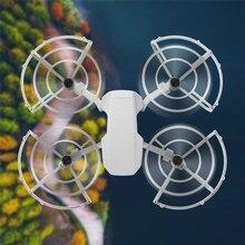 ใบพัดใบพัดผู้ถือFixerใบพัดสำหรับDJI  Mavic MINI 2 Anti Collisionป้องกันแหวนใบพัดใบพัด
