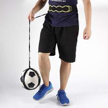Calcio calcio calcio allenamento cintura bambini calcio attrezzatura ausiliaria cintura elastica regolabile aiuto sportivo accessorio calcio
