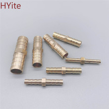 Adapter Pipe-Fitting Barb Hose Connector Barbed-Coupler Brass Copper 19mm 10mm 8mm 14mm