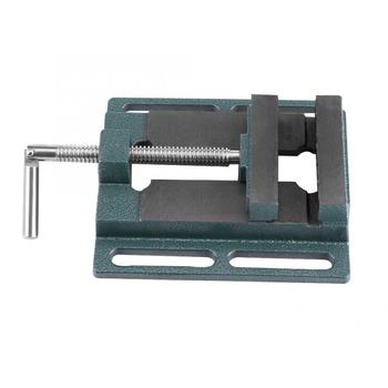 """Heavy Duty 4"""" Work Bench Vice Vise Workshop Clamp Engineer Jaw Swivel Base Table"""