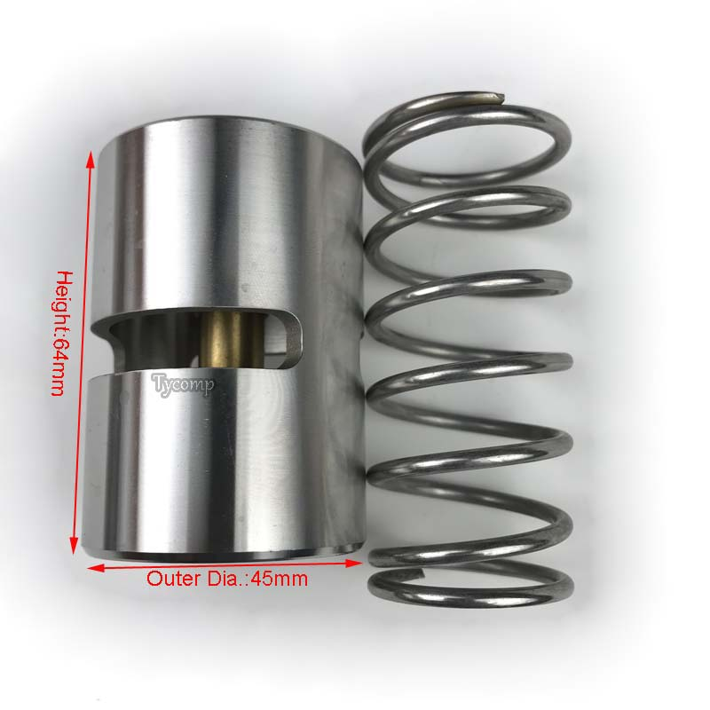 212.00229 thermostatic valve kit (opening temperature 55 degree C) replacement spare parts suitable for ALUP compressor