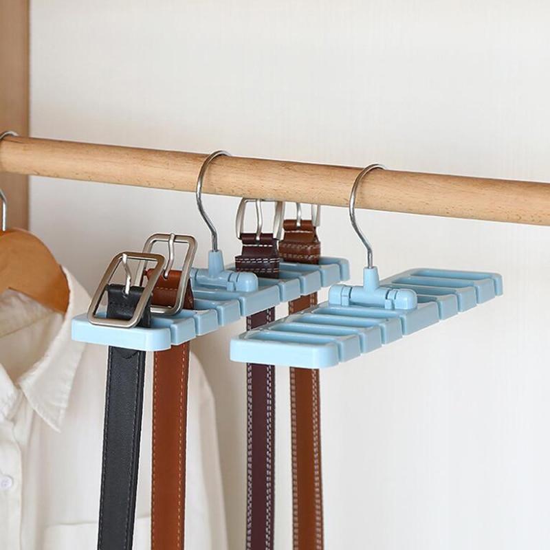 Стойка для хранения шарфов, галстуки, органайзер для пояса, вращающиеся Галстуки, вешалка для шарфов, держатель для гардероба, отделочная