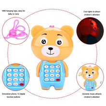 Electronic-Toy Mobile-Phone Children Baby Toys Vocal Learning Musical Educational Sounding