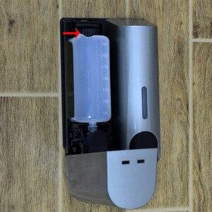 Image 5 - Modun Plastic Soap Dispensers Wall Hand Sanitizer Dispenser Liquid Soap Shower Hand Sanitizer Bathroom Liquid Soap Dispenser