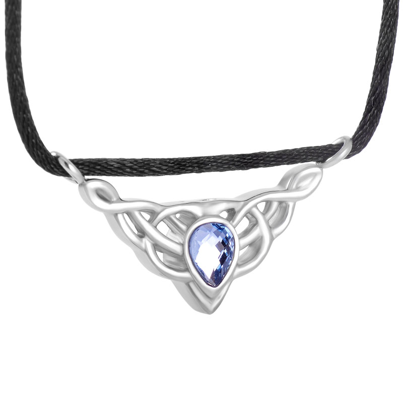 IJD8696-High-Quality-316L-Stainless-Steel-Pendant-Inaly-Crystal-Water-drop-Keepsake-Ashes-Urn-Necklace-with.