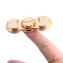Прецизионные игрушки для декомпрессии двухцельный гироскоп пальцев
