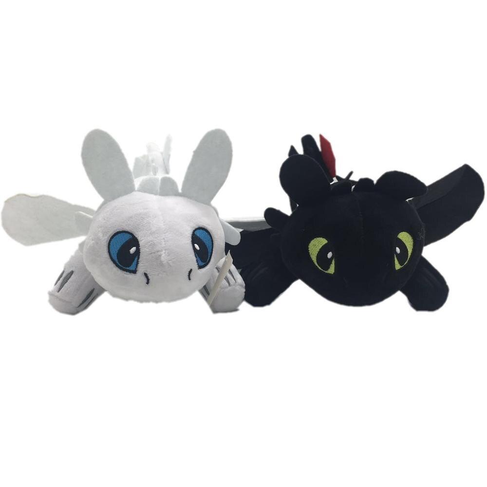 19CM/25CM How to Train Your Dragon Toy Kids Plush Animals