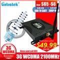 Lintratek набор усиления 70dB (LTE Band 1) 2100 UMTS Усилитель мобильного сигнала репитер усилитель сигнала сотовой связи 3g (HSPA) WCDMA 2100MHz 3g UMTS Усилитель сотов...