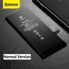 Baseus Für iPhone 5 5s 6 6s 7 Batterie Ersatz Batterien mit Freies Installation Tools Kit Interne Bateria Für iPhone 5 5s 6 6s 7