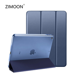 Pokrowiec na iPad mini 2/3/4/5 na iPad 9.7 2017 2018 Air 2/3 Smart Cover na iPad 2/3/4 Pro 9.7/10.5/11 twardy futerał na iPad 10.2