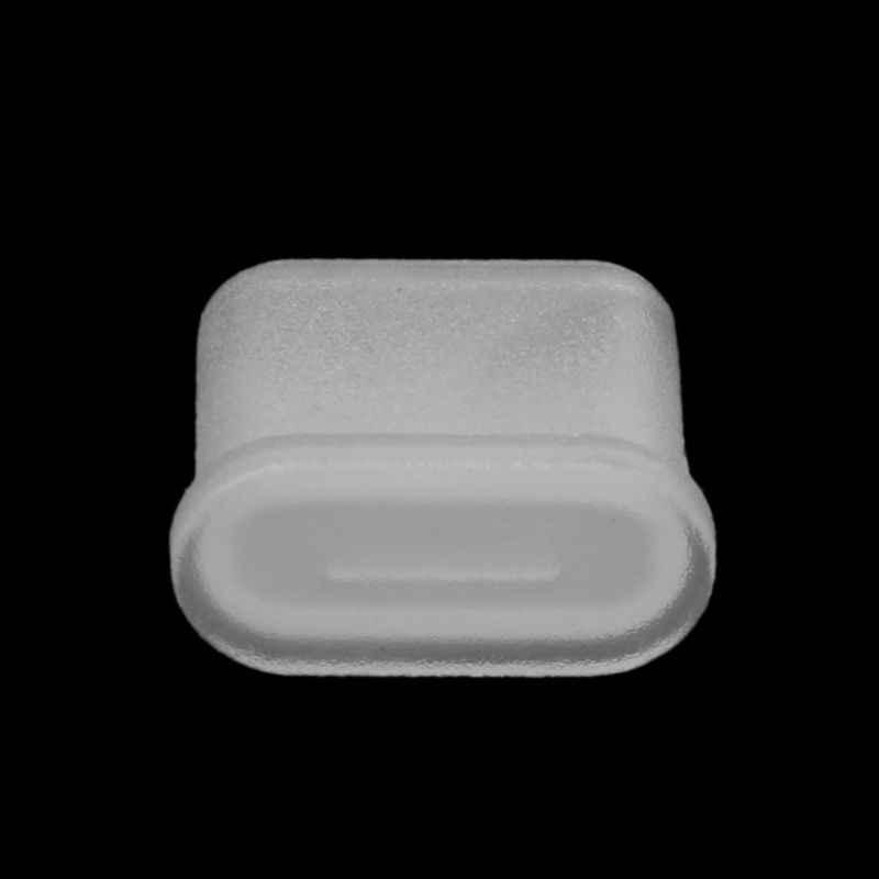 10 CHIẾC Cáp Sạc Cắm Chống Bụi Bảo Vệ Cover Vỏ Loại-C Cổng Sạc Áo Khoác Samsung Huawei xiaomi Android Điện Thoại