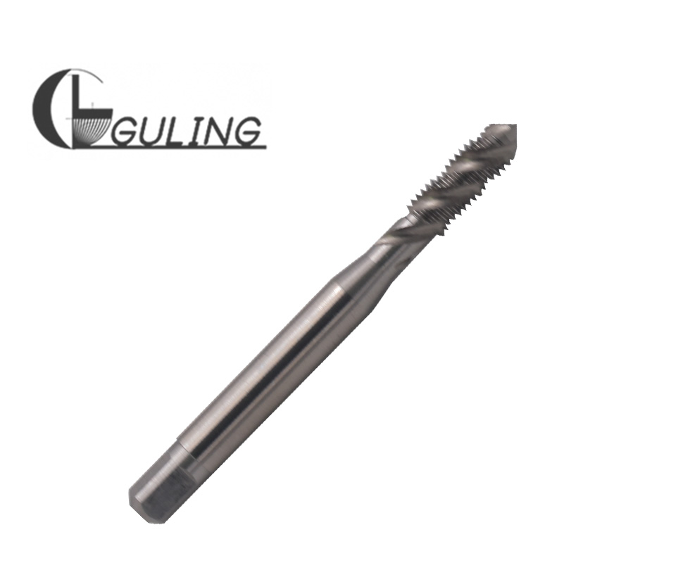 GULING HSSE Inch Parallel Threaded Teeth Spiral Screw Tap PS P S 1/8-28 1/4-19 3/8-19 1/2-14 3/4-14 Thread Screw Pipe Taps